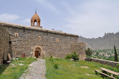 St. Sargis Church, Meghri, photo by Levon